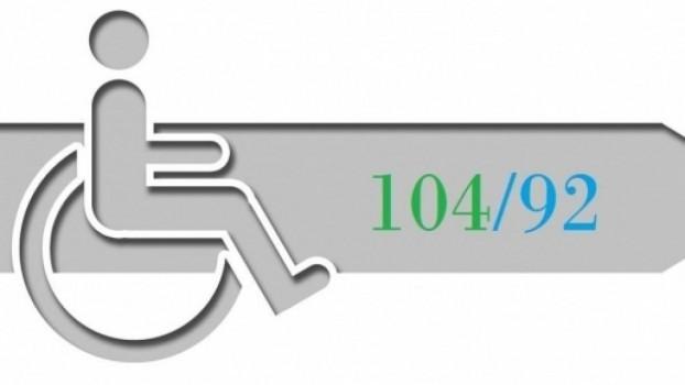 Legge 104: l'INPS rende note le nuove procedure per l'acquisizione domande, novita e aggiornamenti iter procedimentale